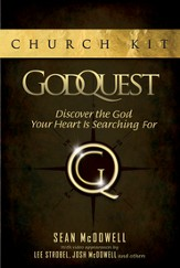 GodQuest--DVD Curriculum, Church Kit