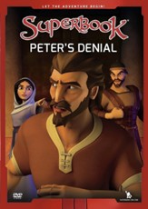 Superbook: Peter's Denial, DVD