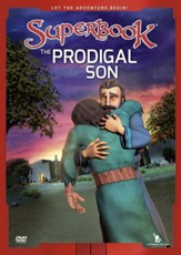 Superbook: The Prodigal Son, DVD