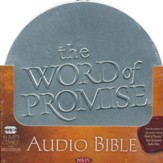The NKJV Word of Promise: Complete Audio Bible On MP3 CD-ROMs