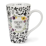 Forever My Friend Latte Mug