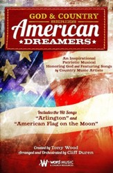 American Dreamers, Choral Book