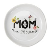 Mom Love You Keepsake Dish