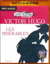 Les Miserables - abridged audiobook on CD