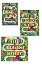 The Biggest Story Pack--Book, DVD & Audio CD