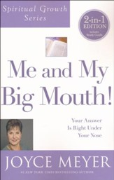 Me And My Big Mouth! 2-in-1, Book and Study Guide
