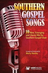 Southern Gospel Songs, Choral Book