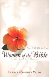 Women of the Bible, Frances Vander Velde, Paperback