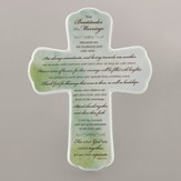 Beatitudes in Marriage Wall Cross