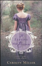 The Elusive Miss Ellison #1