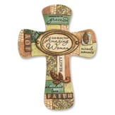 Amazing Woman Cross