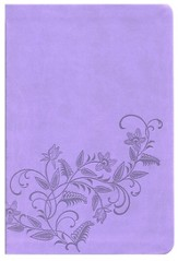 KJV Ultraslim Bible: Imitation Leather purple