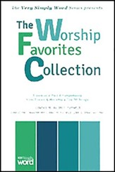 The Worship Favorites Collection, Choral Book