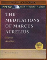 The Meditations of Marcus Aurelius - unabridged audiobook on CD