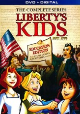 Liberty's Kids: Education Edition, DVD