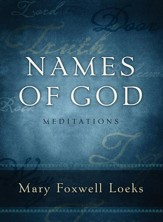 Names of God: Meditations - eBook