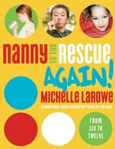 Nanny to the Rescue Again! - eBook