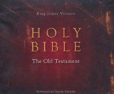 KJV Old Testment - unabridged audiobook on MP3-CD