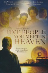 The Five People You Meet in Heaven, DVD