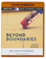 Beyond Boundaries: Learning to Trust Again in Relationships - unabridged audiobook on MP3-CD