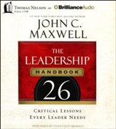 The Leadership Handbook, Unabridged Audio CD