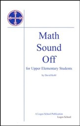 Math Sound Off