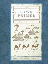 Latin Primer #3 Teacher's Text, 3rd Edition