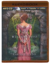 #3: A Lady at Willowgrove Hall - unabridged audiobook on MP3-CD