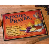 Kitchen Prayer Cutting Board
