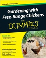 Gardening with Free-Range Chickens For Dummies
