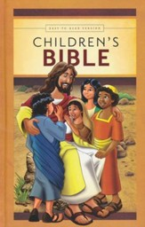 Children's Bible: Easy-To-Read Version - Slightly Imperfect