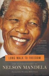Long Walk to Freedom: The Autobiography of Nelson Mandela - Slightly Imperfect
