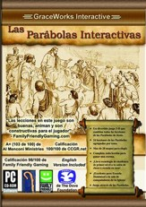 Interactive Parables; Spanish Computer Game (Access Code Only)
