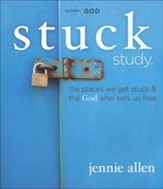 Stuck DVD-Based Study Participant's Guide - Slightly Imperfect