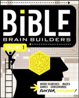 Bible Brain Builders - Volume 1