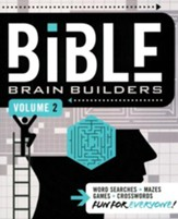 Bible Brain Builders - Volume 2