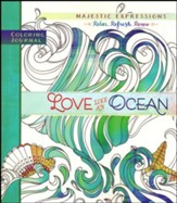 Love Like an Ocean Coloring Journal