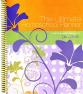 The Ultimate Homeschool Planner (Orange Cover)