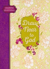 Draw Near to God, Coloring Devotional