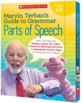 Marvin Terban's Guide to Grammar: Parts of Speech