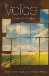 The Voice New Testament, Revised and Updated  - Slightly Imperfect