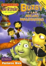 Buzby y Las Abejas Malcriadas (Buzby and the Grumble   Bees), DVD