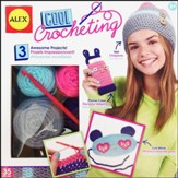 Cool Crocheting Kit