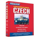 Conversational Czech 16 Lessons, 8 CDS