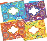 Moroccan File Folders (Pack of 12)