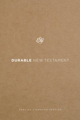 ESV Durable New Testament  - Slightly Imperfect