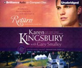 #3: Return - unabridged audiobook on CD