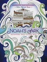 Noah's Ark: Inspirational Adult Coloring Book