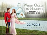 When Calls the Heart Mini-Calendar, 2017-2018