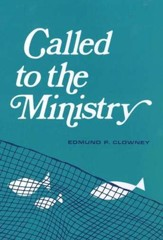 Called to the Ministry